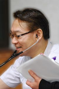 Dr. Mitsuo Takei<br />Director