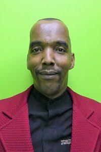 Kennedy Kisalu massessi<br />Marketer