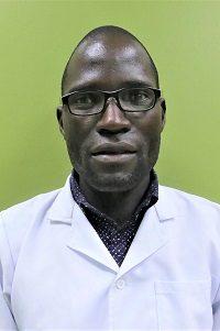 Moses Odhiambo Otieno<br />Radiographer